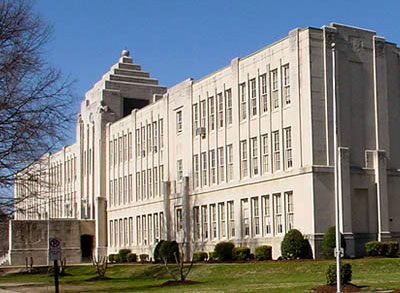 Thomas Jefferson High School